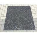Zacht granulaat rubber 1 cm