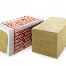 Rockwool Bouwplaat 210 - 50mm